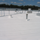 SPF Roof Coating