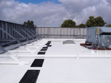 Reflective Roof Membrane