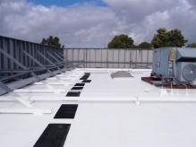 Reflective Roof Membrane. U201c