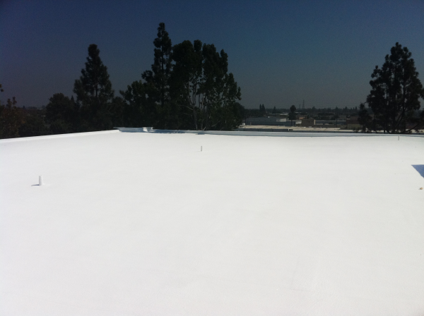 Roof Coating Membranes