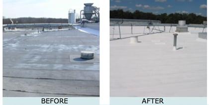Best Asphalt Roof Coating for Installation Over An Aged Asphalt Roof
