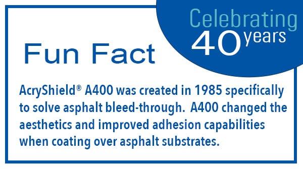 Fun Fact AcryShield A400