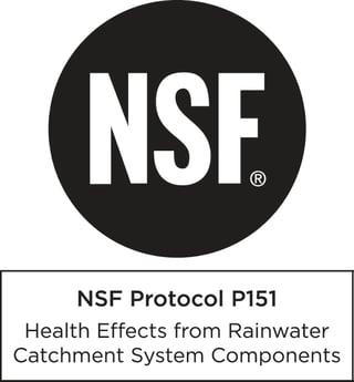 NSF P151 Mark_Black