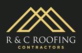 R&C Roofing Logo