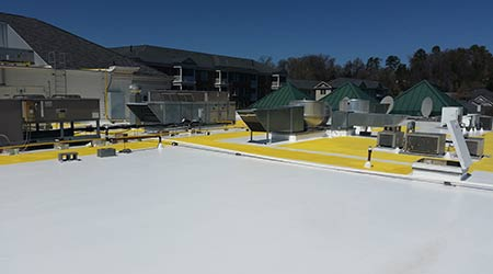 Select the Right Silicone Roof Coating for Your Restoration Project