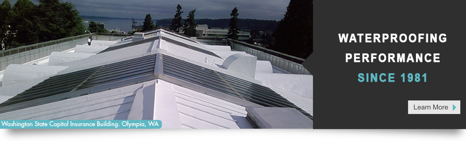 waterproofing performance since 1981
